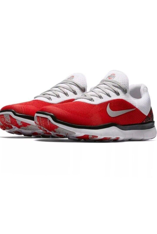 Ohio State Buckeyes Nike Free V7 Week Zero Training Shoe Comfortable