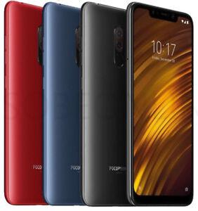 Xiaomi-Pocophone-F1-128GB-FACTORY-UNLOCKED-6-18-034-6GB-RAM-Black-Blue-Red-Global