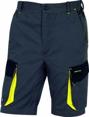 Uvex Tune-Up Pantaloni Corti da Lavoro Pantaloncini Bermuda Multitasche Cargo