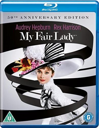 MY FAIR LADY (BD) Blu-Ray NEW