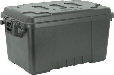 ZuverläSsig Plano Tactical Trunk Kiste Outdoor Camping Box Case Transportbox 53 Ltr Oliv