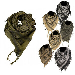 Mil-Tec-Shemagh-Head-Scarf-Military-Arab-Army-SAS-Keffiyeh-Desert-Scarf-Wrap