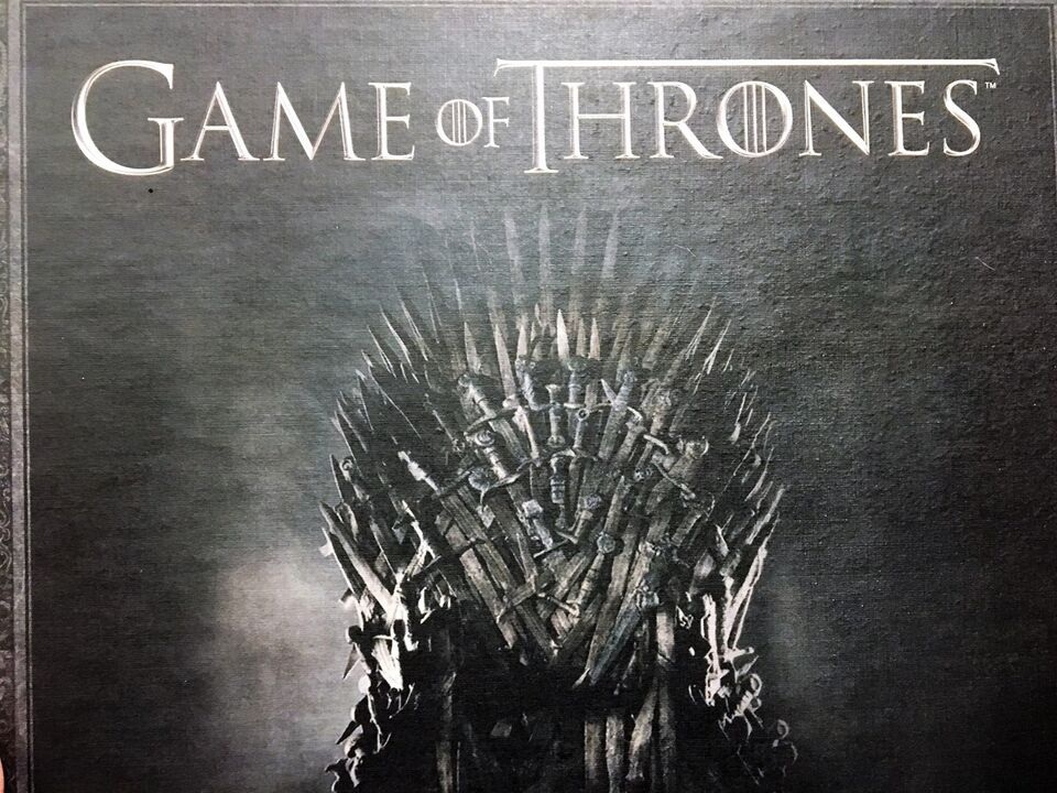 Game of Thrones, Familie spil, brætspil