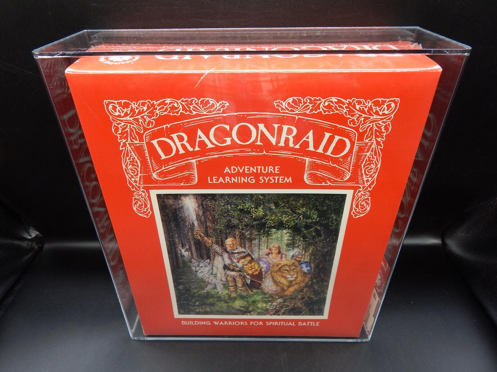 AFA 85 1984 årgång Dragonid Christian RPG fantasi brädspel SEAL Dragon Herregud