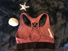 409302f599584 item 3 VICTORIA S SECRET SPORT LACE UP PLAYER RACERBACK STRAPPY BACK BRA -  S PINK NEW -VICTORIA S SECRET SPORT LACE UP PLAYER RACERBACK STRAPPY BACK  BRA - S ...