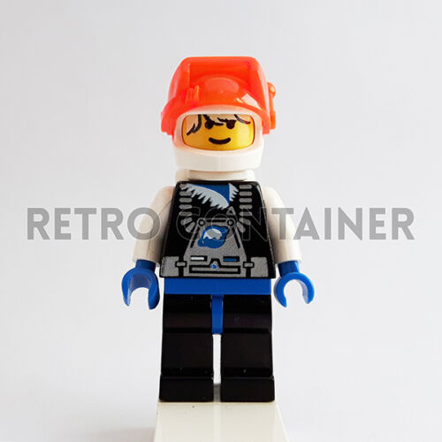 1x sp018 LEGO Minifigures Space Classic Omino Minifig Ice Planet Astronaut