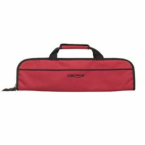 5-POCKET-Chef-Knife-Case-Roll-Bag-knife-bag-chef-bag-Chef-Gear-Ergo-Chef-RED