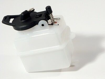 HPI RACING RS4 NITRO 3 DRIFT 87021 FUEL TANK WITH PRIMER (75CC) - GENUINE PART!