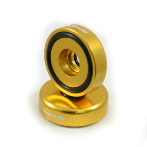 VMS RACING BILLET ALUMINUM GOLD B18 NON VTEC VALVE COVER WASHER /& SEAL KIT 7 PC