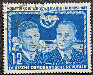 Germany-Rda-Stamp-Yvert-and-Tellier-N-48-Obl-Stamp-Germany-cyn4