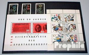 DDR-gestempelt-1966-kompletter-Jahrgang-in-sauberer-Erhaltung
