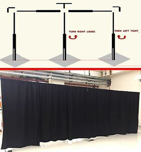 Image Is Loading New Adjustable Pipe Drape Stainless Steel Wedding Party