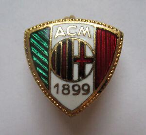 ABZEICHEN AC MAILAND / MILANO FUSSBALL ITALIEN CALCIO ITALIANO ALT SELTEN
