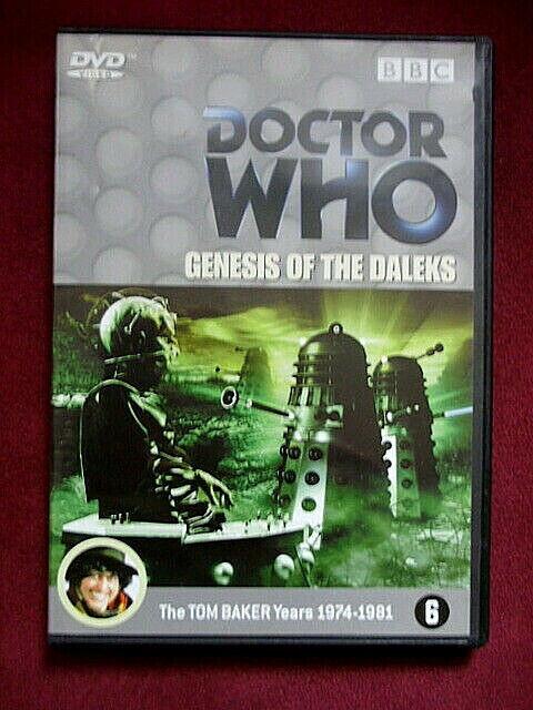Doctor Who - Genesis of the Daleks  Tom Baker