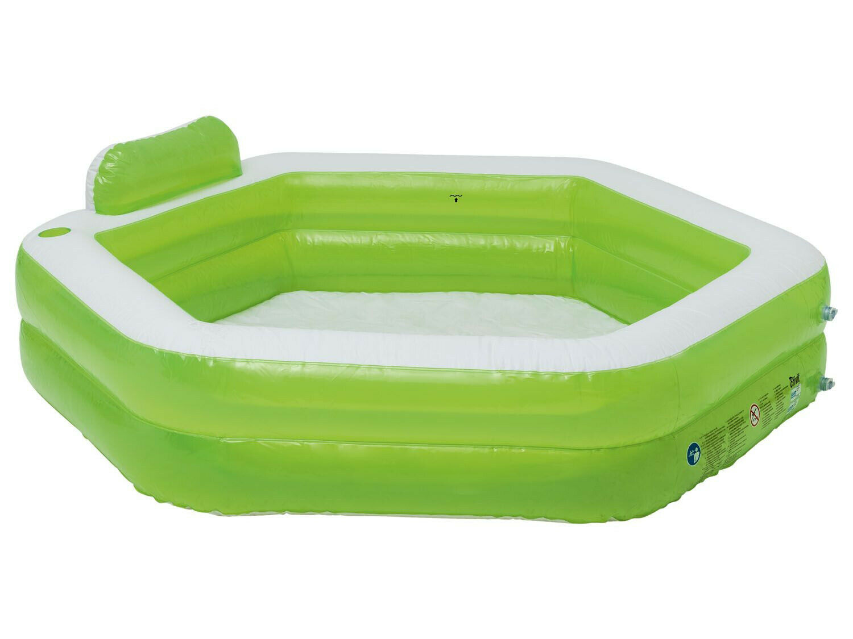 Rectangular or Hexagonal Large outdoor Paddling Swimming Pool kids Family