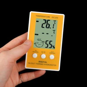 Digital-Thermometer-Hygrometer-LCD-Indoor-Outdoor-Temperature-Humidity-Meter