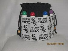 Bingo Bags  -  Tote bag  -  Sports baseball- Chicago White Sox  - Gift