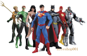 7Pcs-DC-Justice-League-7-034-Action-Figure-Toy-Superman-Batman-Flash-Wonder-woman