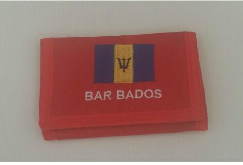 Barbade portefeuilles flasque carnaval doit avoir envoi gratuit