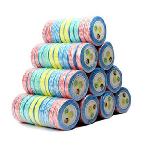 10pcs Magic compressed bath face travel reusable towels Washcloths Disposable