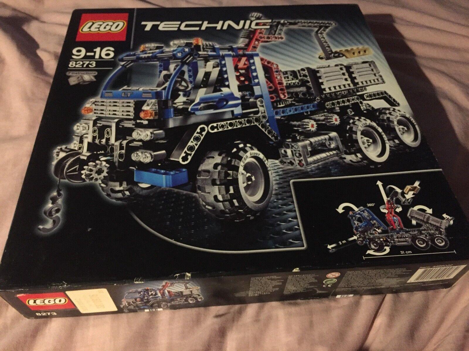 LEGO 8273 TECHNIC CAMION FUORI STRADA ** SCATOLA SIGILLATA **