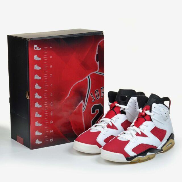 3f2e00172315b1 Air Jordan 6 Retro Carmine White Size 11.5 CDP 2008 Countdown Pack DS 322719 -161