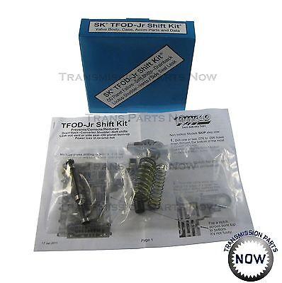 TransGo A500 A518 A618 Shift Kit SKTFOD-JR 1988-2005 500 518 618 40 42 44 46 47