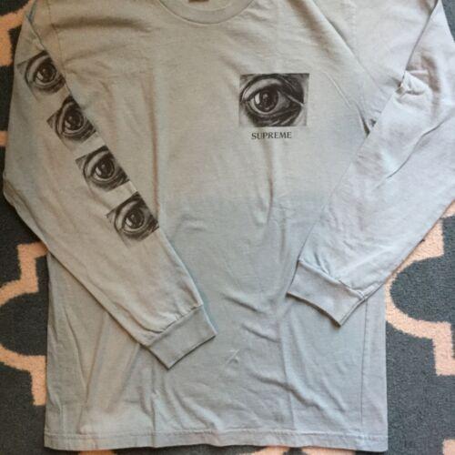 Supreme x MC Escher Eye LS Tee