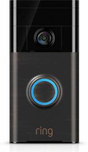 Brand New Ring Video Doorbell 2nd Gen (2020 Release) - Venetian Bronze