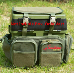 Nylon-Fishing-Tackle-Carry-Strap-Carp-Sea-Boat-Fishing-Very-Strong-for-Seat-Box