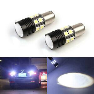 2Pcs-LED-DRL-DAYTIME-CREE-WHITE-NO-ERROR-FOR-SEAT-LEON-5F-IBIZA-MK4-V-TOLEDO-MK4