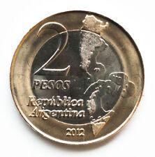 Argentina 2 peso 2012 Malvina (# 333)