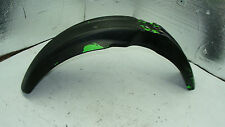 1991 KAWASAKI KX 125 OEM FRONT FENDER with FASTENERS