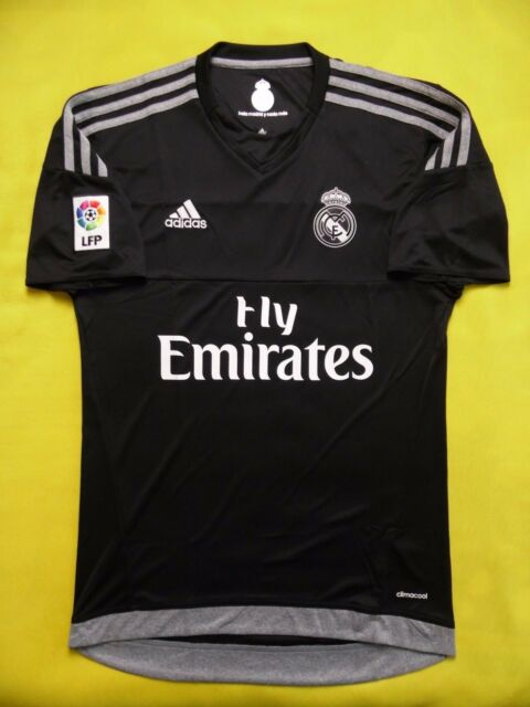c23f771d7 Real Madrid adidas Home Goalkeeper Jersey Football AA3151 for sale ...