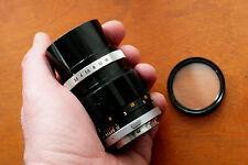 Olympus Pen-F Mount E.Zuiko Auto-T 100mm 1:3.5 lens, Sharp!! Nice portrait lens!