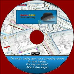 TURBOCASH-BUSINESS-HOME-MULTI-ACCOUNT-BOOK-KEEPING-SUITE-VAT-GST-TAX-REPORTS-CD