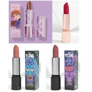 ColourPop-Lux-Lipsticks-YOU-CHOOSE-Disney-Frozen-Hades-Facilier-NEW-IN-BOX