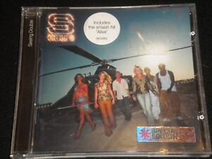 S-Club-Seeing-Double-Special-Edition-CD-Album-2002-16-Great-Tracks