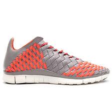 Nike Free Inneva Woven SP Sport Grey/Total Crimson-Sail 10.5 nsw 579916-006