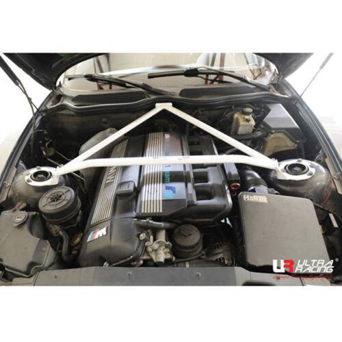 ULTRA RACING 3 POINTS FRONT STRUT TOWER BRACE BAR 1 PC BMW E85 Z4 3.0 2006