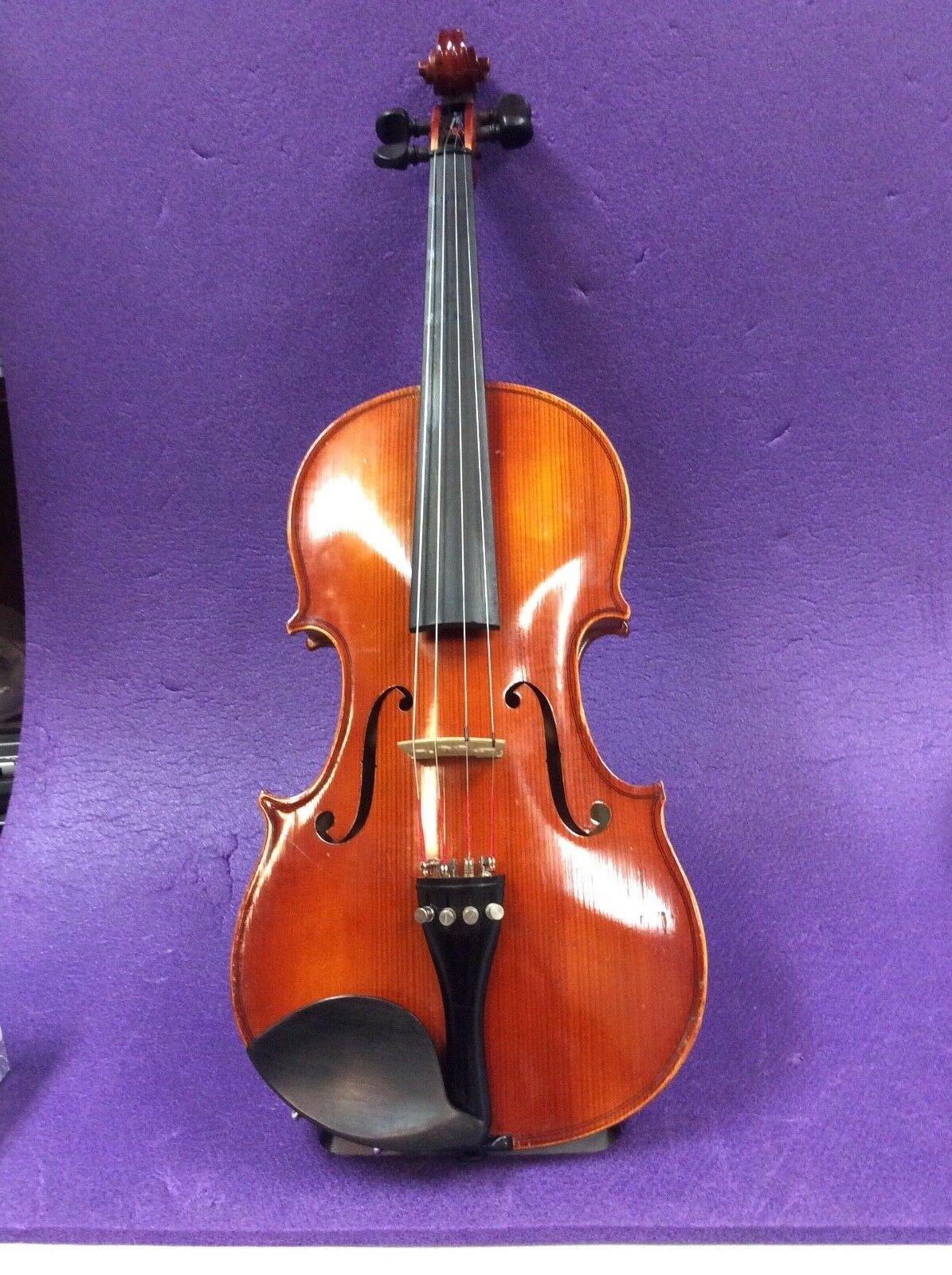 OTTO ERNST FISHER Full Größe Intermediate Violin