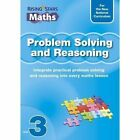 Rising Stars Maths: Problem Solving and Reasoning Year 3 by Rising Stars UK Ltd (Paperback, 2014)