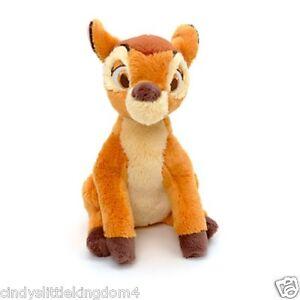 Disney-Tienda-Bambi-Pequeno-Peluche-Bean-Bolsa-Juguete