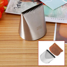 Basket Weave Cake Icing Piping Nozzles Decorating Tips Sugarcraft Baking Tools