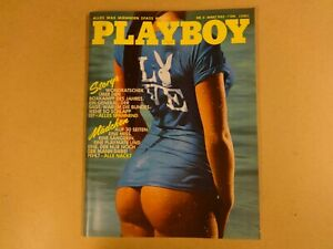 GERMAN-MAGAZINE-PLAYBOY-N-3-1982