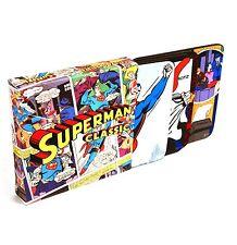 Conjunto de 4 Posavasos de Superman, Licencia Oficial Clásico Tira De Cómic