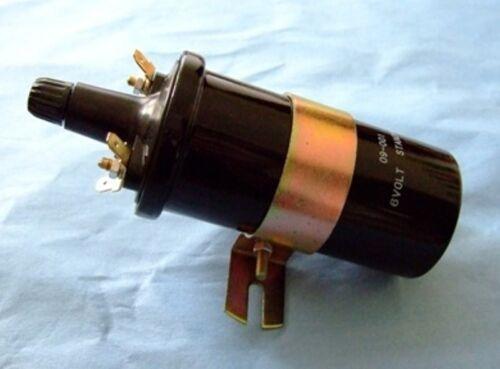 Nouvelle bobine 6 volts à vis vintage et voitures classiques similaire à Lucas 401606 45016