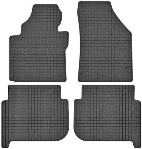 Fußmatten für VW TOURAN 1 GP 2003-2015 Gummi Gummimatten passgenau