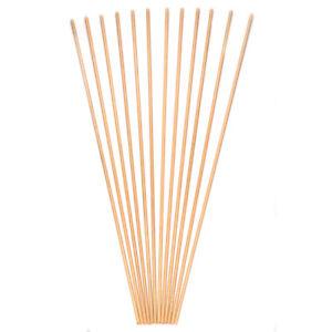 "12//20//50Pcs Wooden Arrow Shafts Diameter 8.5mm 31/"" Handmade Archery Hunting"