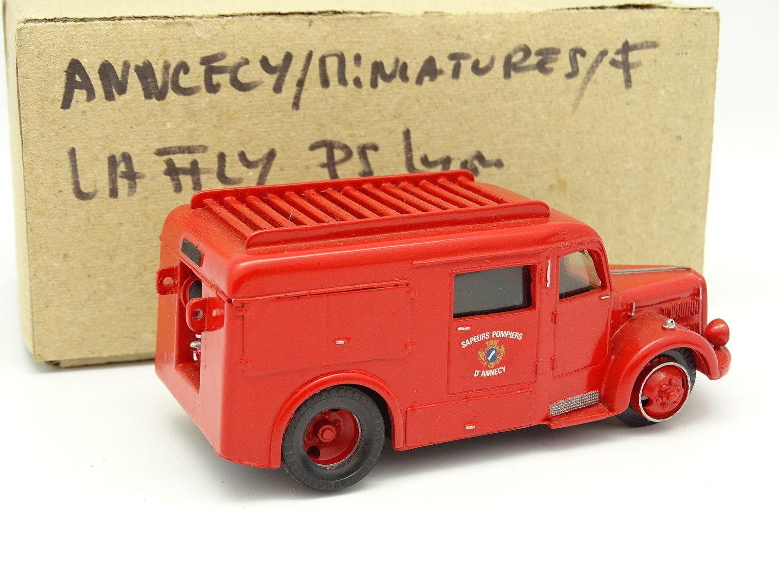 Annecy Kit Montato 1 50 - Laffly Fine 1948 1948 1948 Pompieri 123b4e